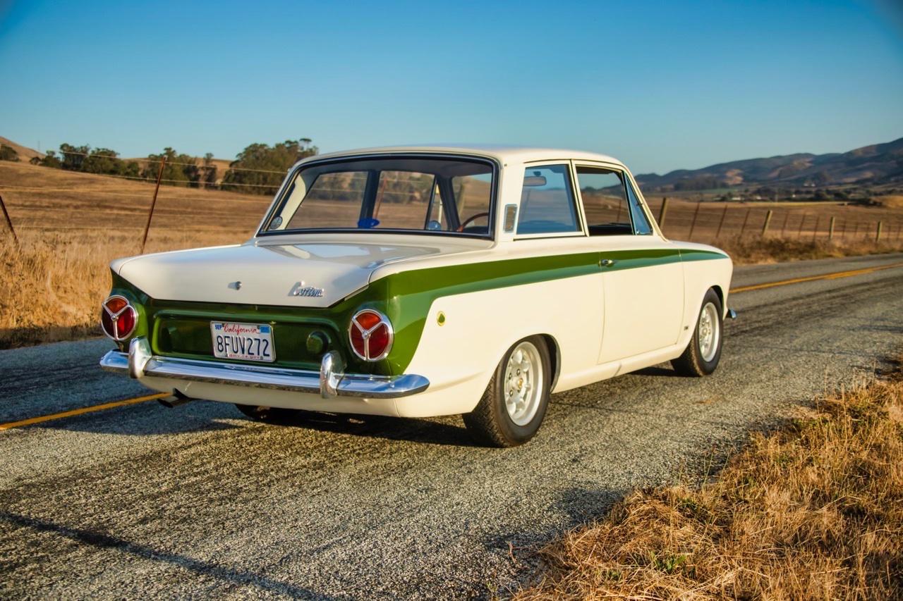Ford Cortina Lotus Mk1 - Machine à gagner... 9