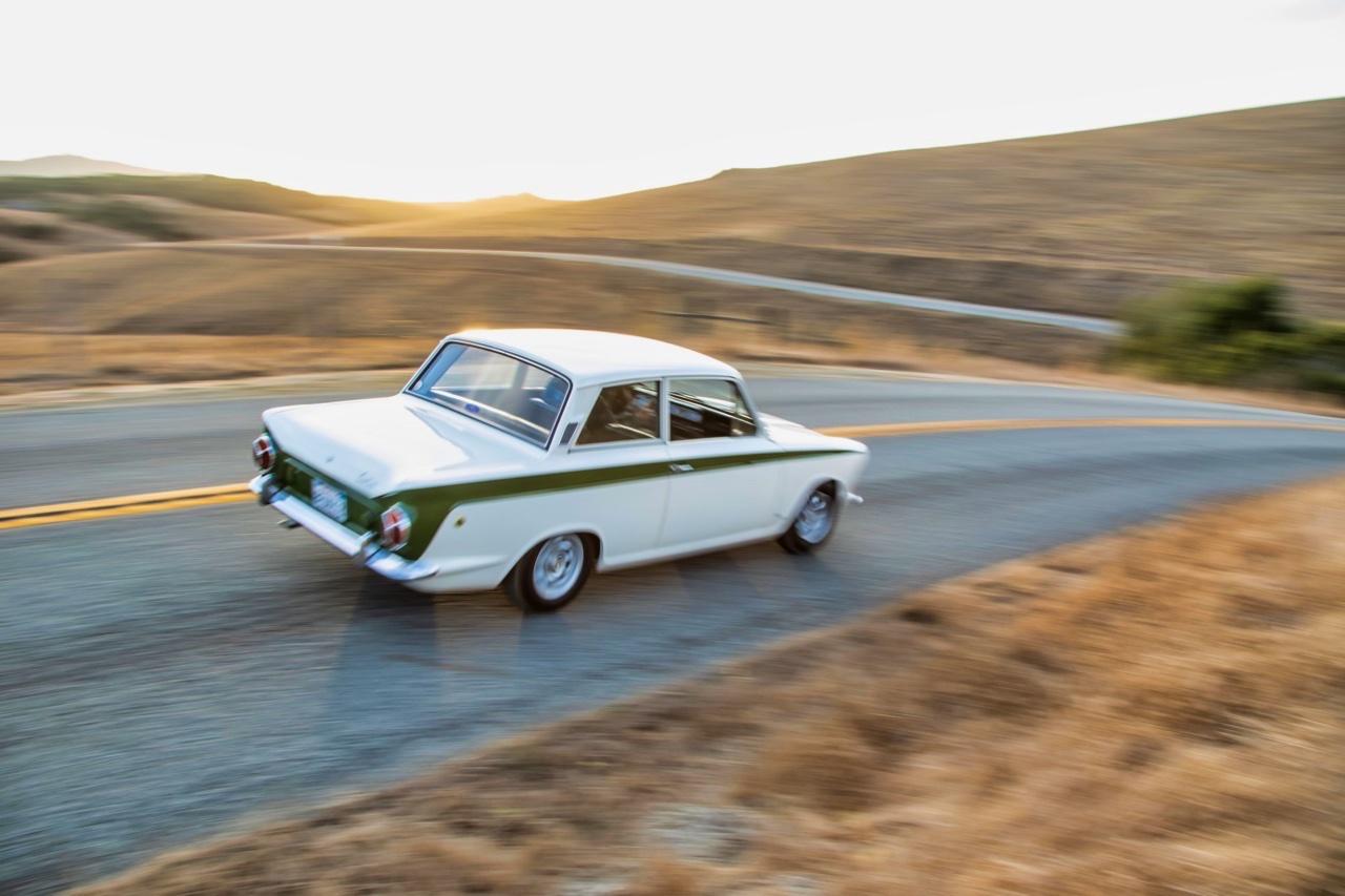 Ford Cortina Lotus Mk1 - Machine à gagner... 12