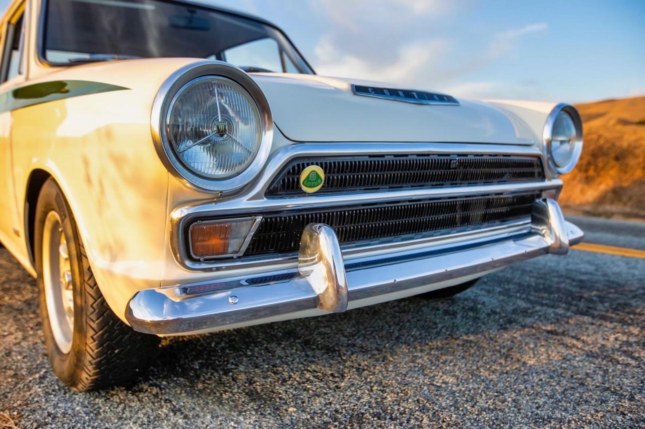 Ford Cortina Lotus Mk1 - Machine à gagner... 18