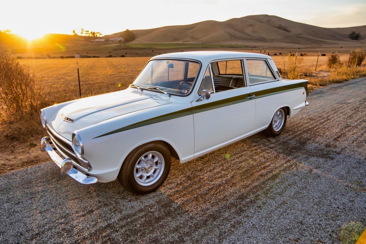 Ford Cortina Lotus Mk1 - Machine à gagner... 19