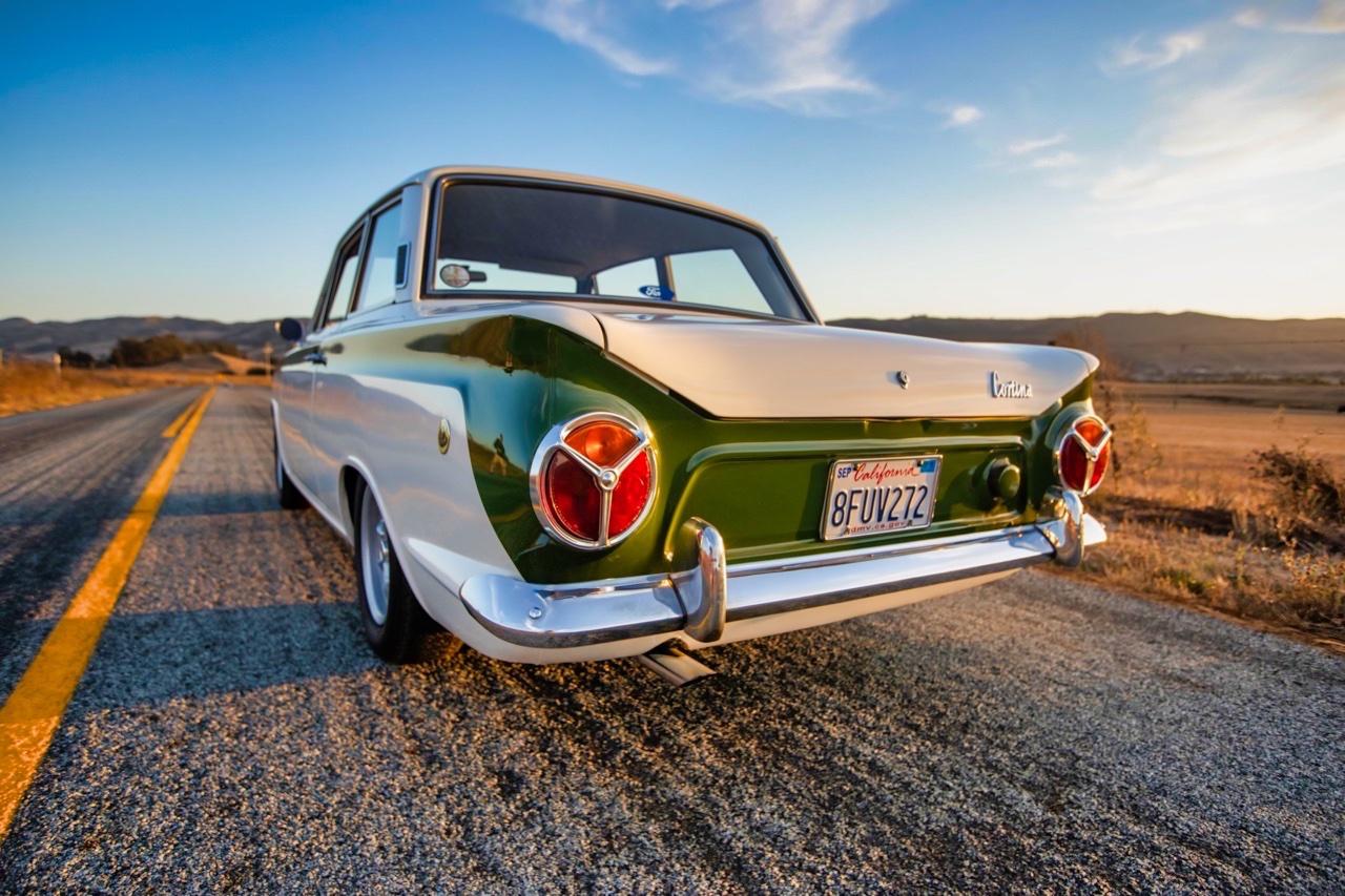 Ford Cortina Lotus Mk1 - Machine à gagner... 20