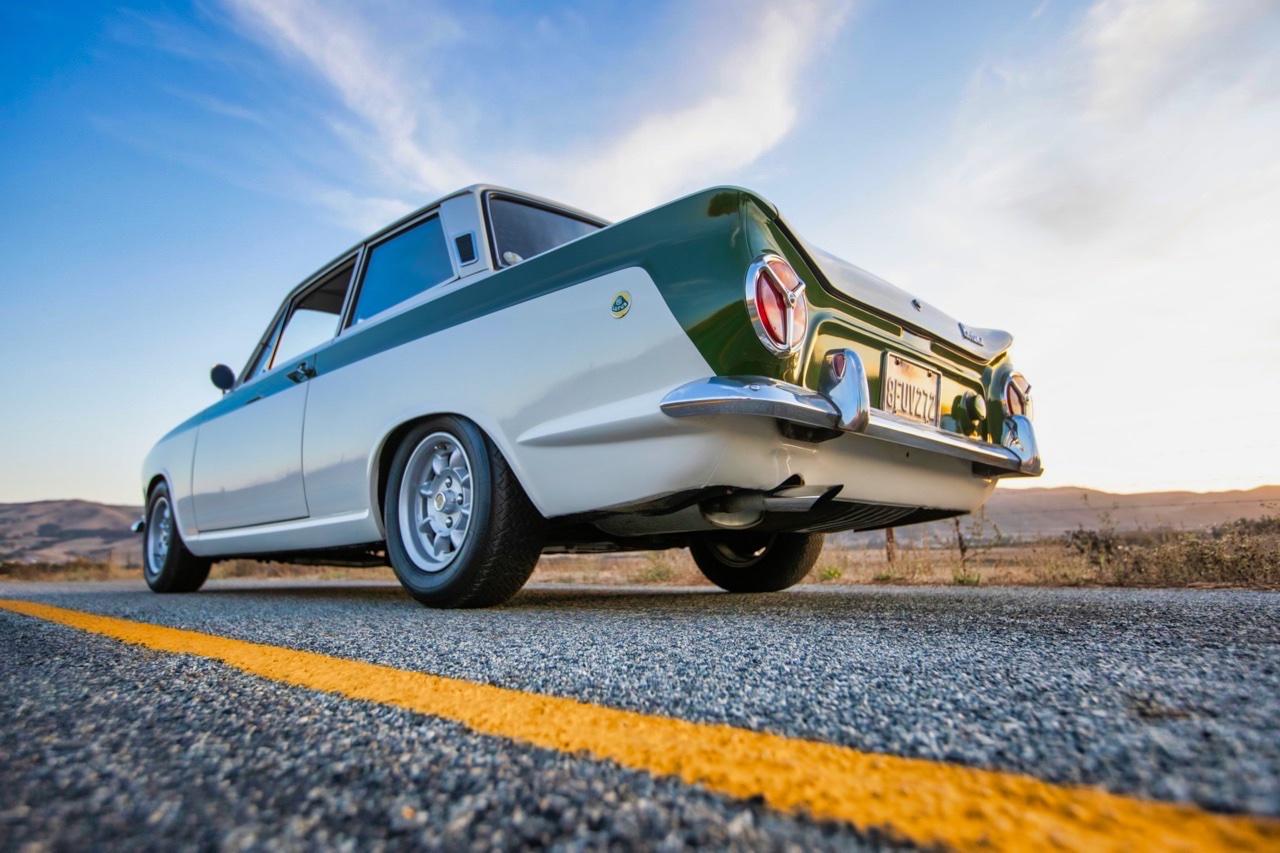 Ford Cortina Lotus Mk1 - Machine à gagner... 2