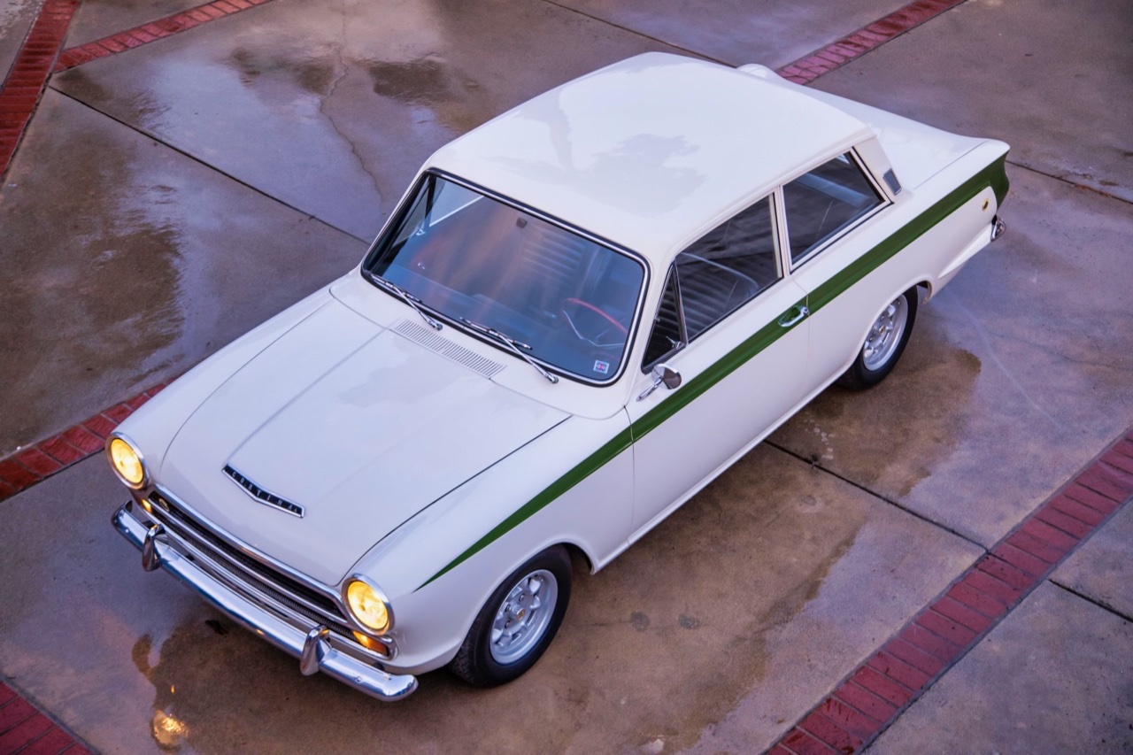 Ford Cortina Lotus Mk1 - Machine à gagner... 1