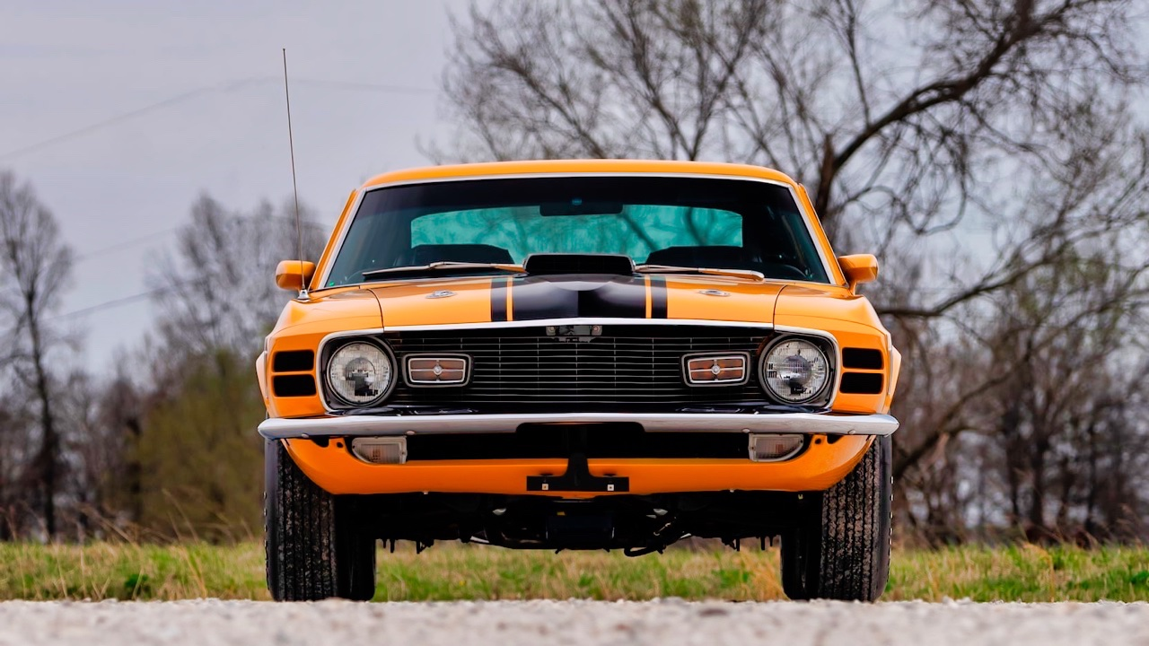 '70 Ford Mustang Mach 1 Twister Special... Pour le pays des tornades ! 9