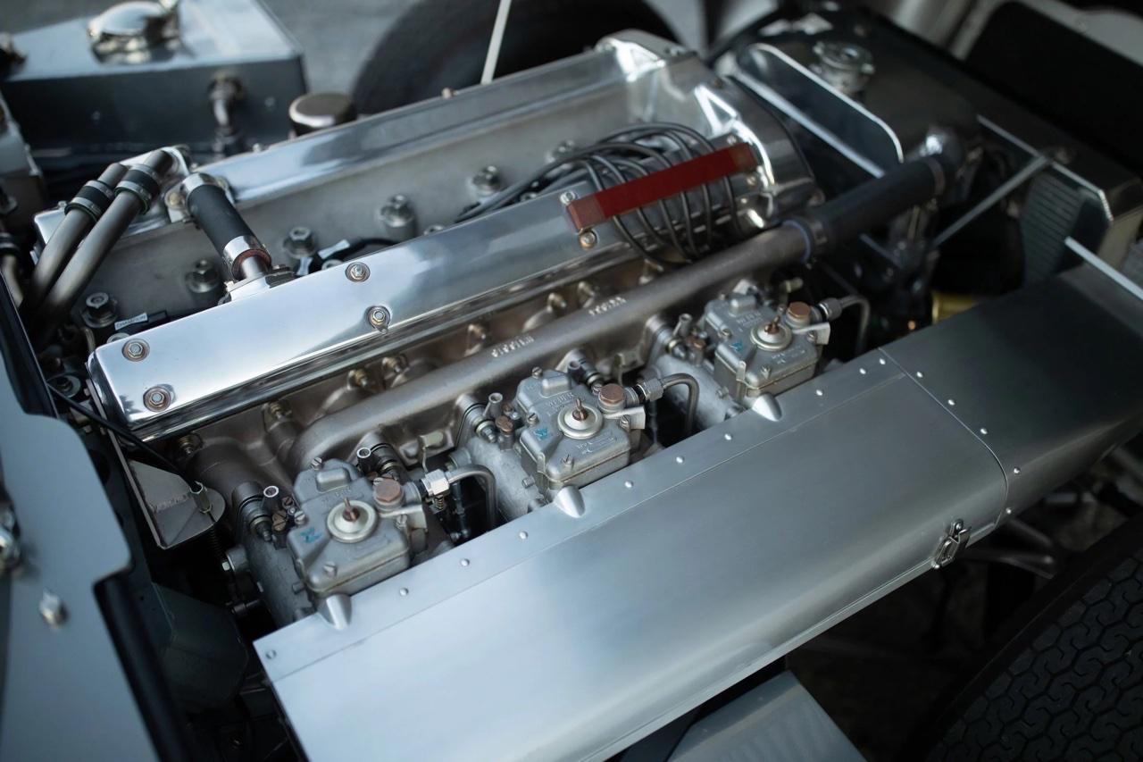 Jaguar Type E Low Drag - Une Lightweight pas comme les autres ! 12