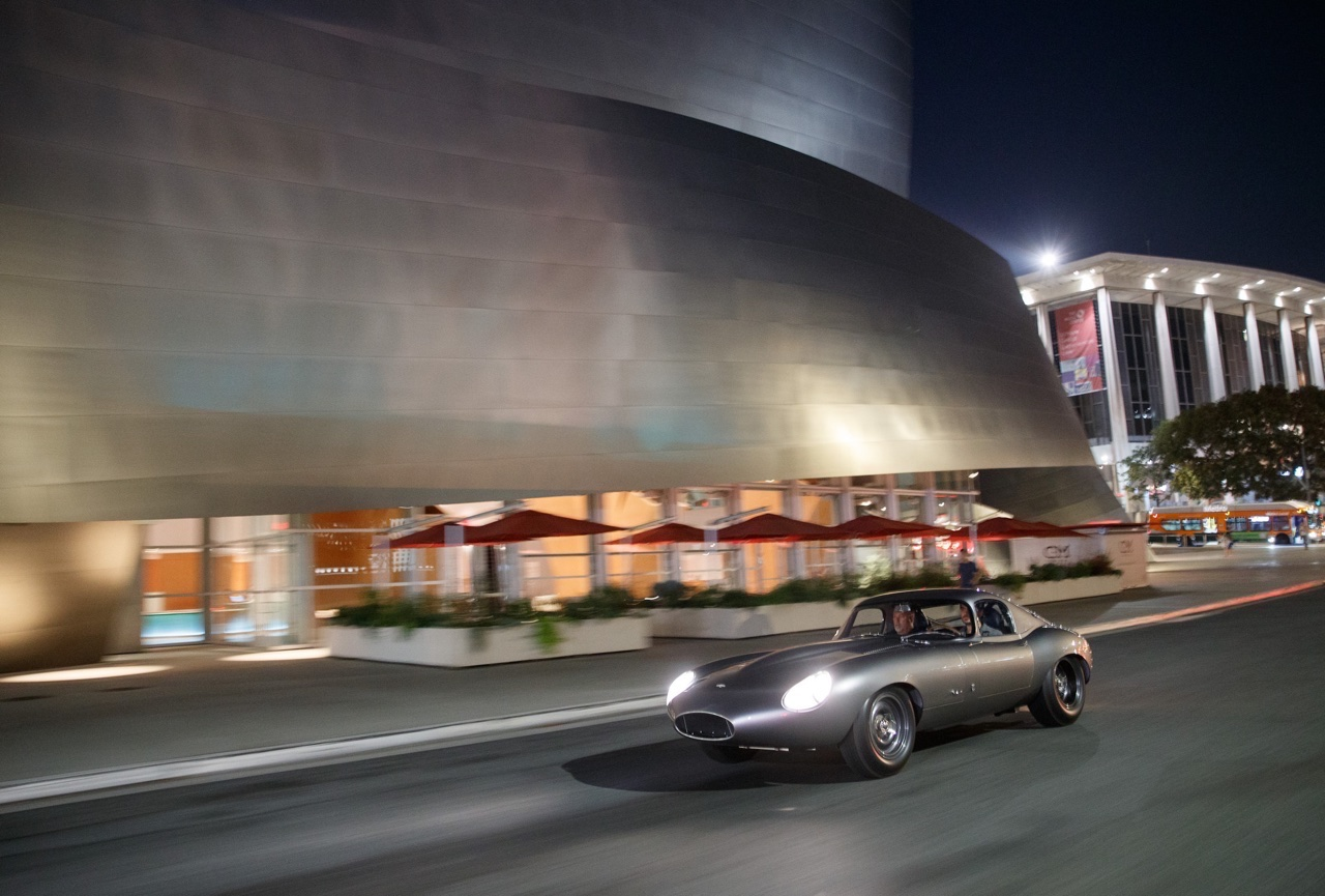 Jaguar Type E Low Drag - Une Lightweight pas comme les autres ! 14
