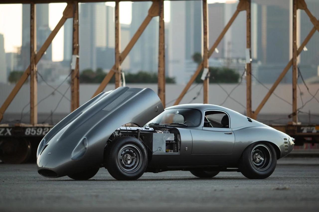 Jaguar Type E Low Drag - Une Lightweight pas comme les autres ! 8
