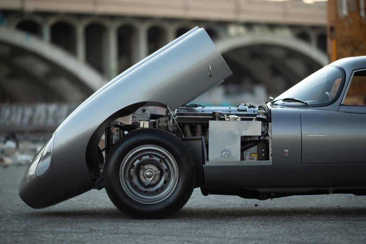 Jaguar Type E Low Drag - Une Lightweight pas comme les autres ! 11