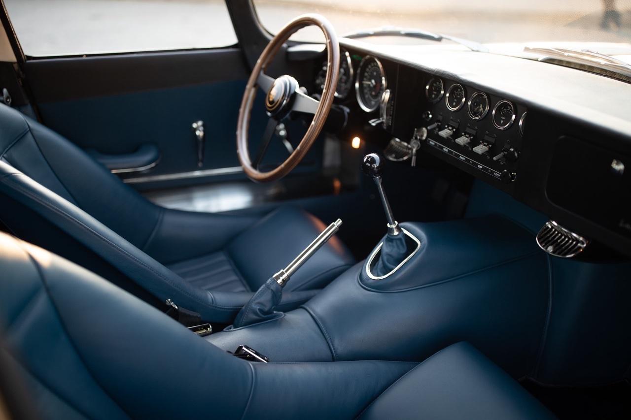 Jaguar Type E Low Drag - Une Lightweight pas comme les autres ! 5