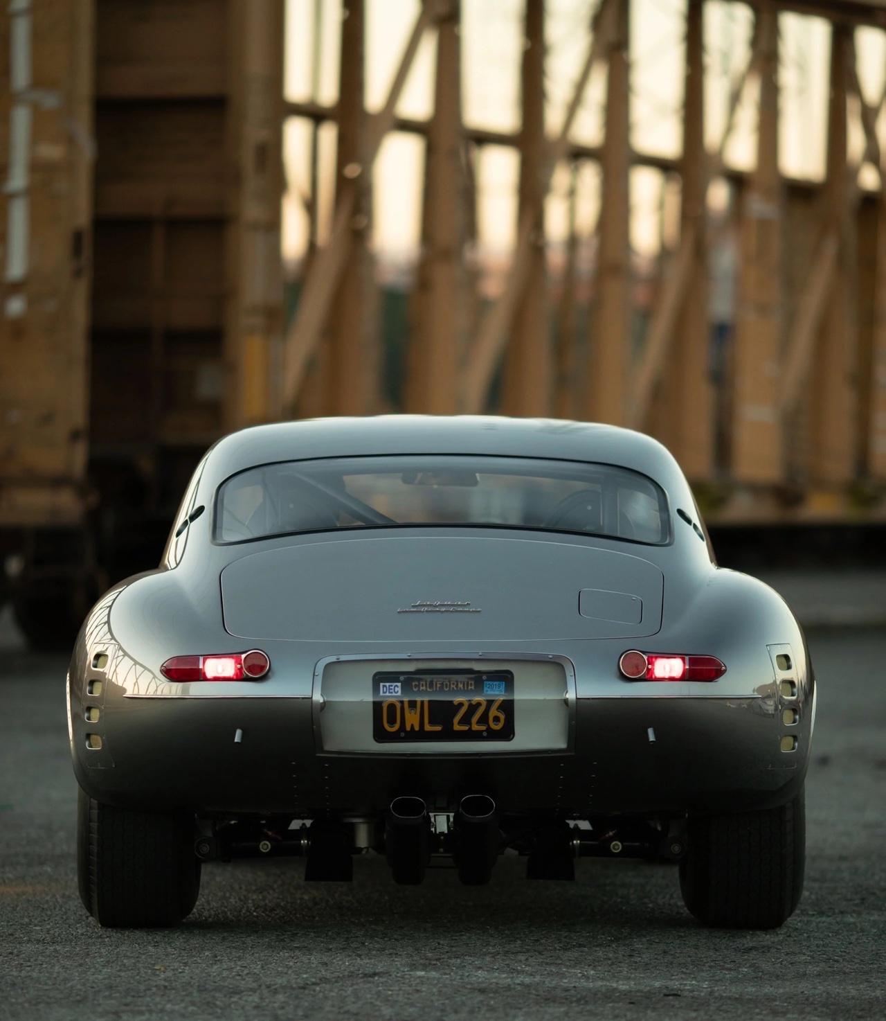 Jaguar Type E Low Drag - Une Lightweight pas comme les autres ! 4