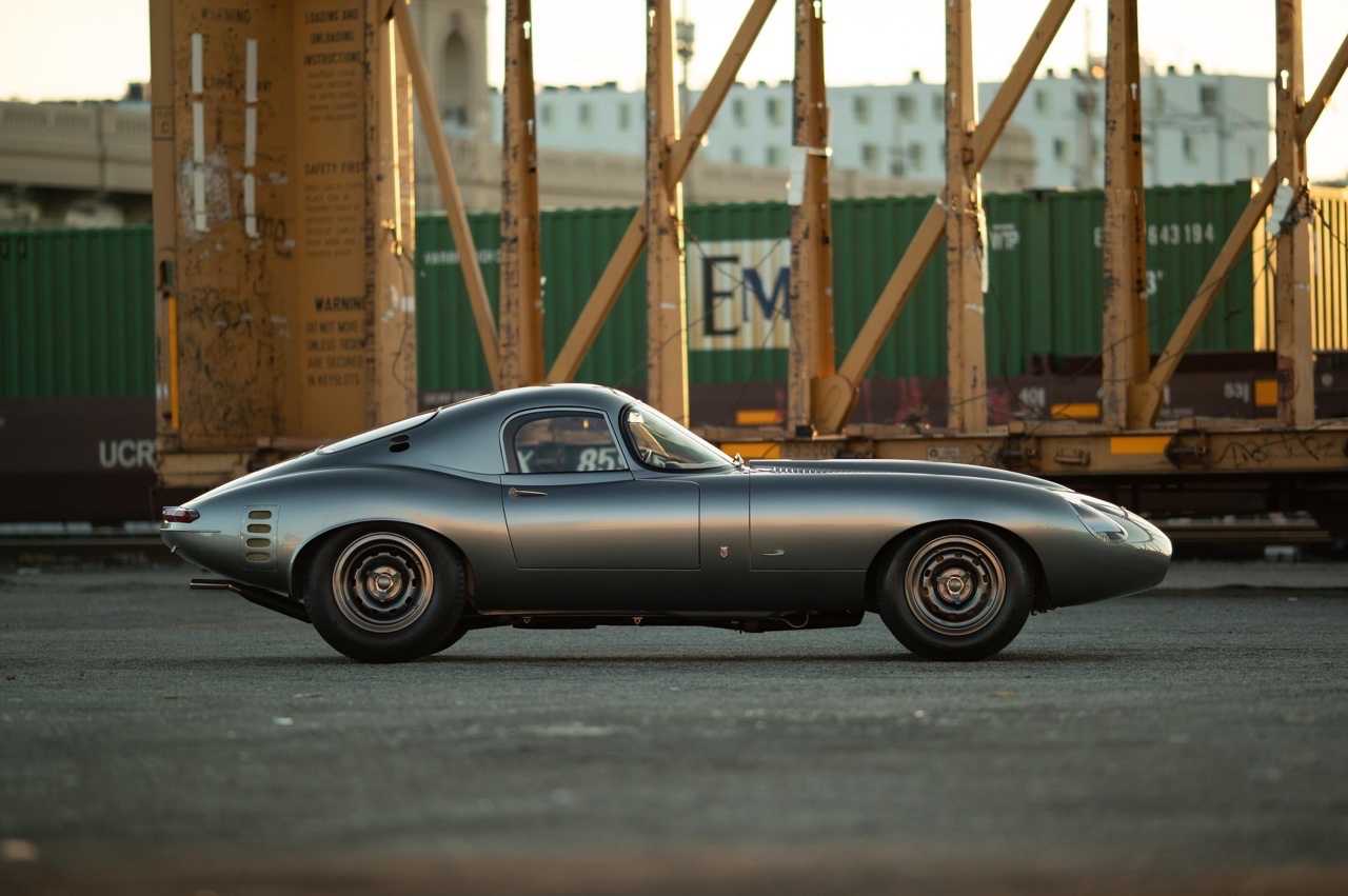 Jaguar Type E Low Drag - Une Lightweight pas comme les autres ! 9
