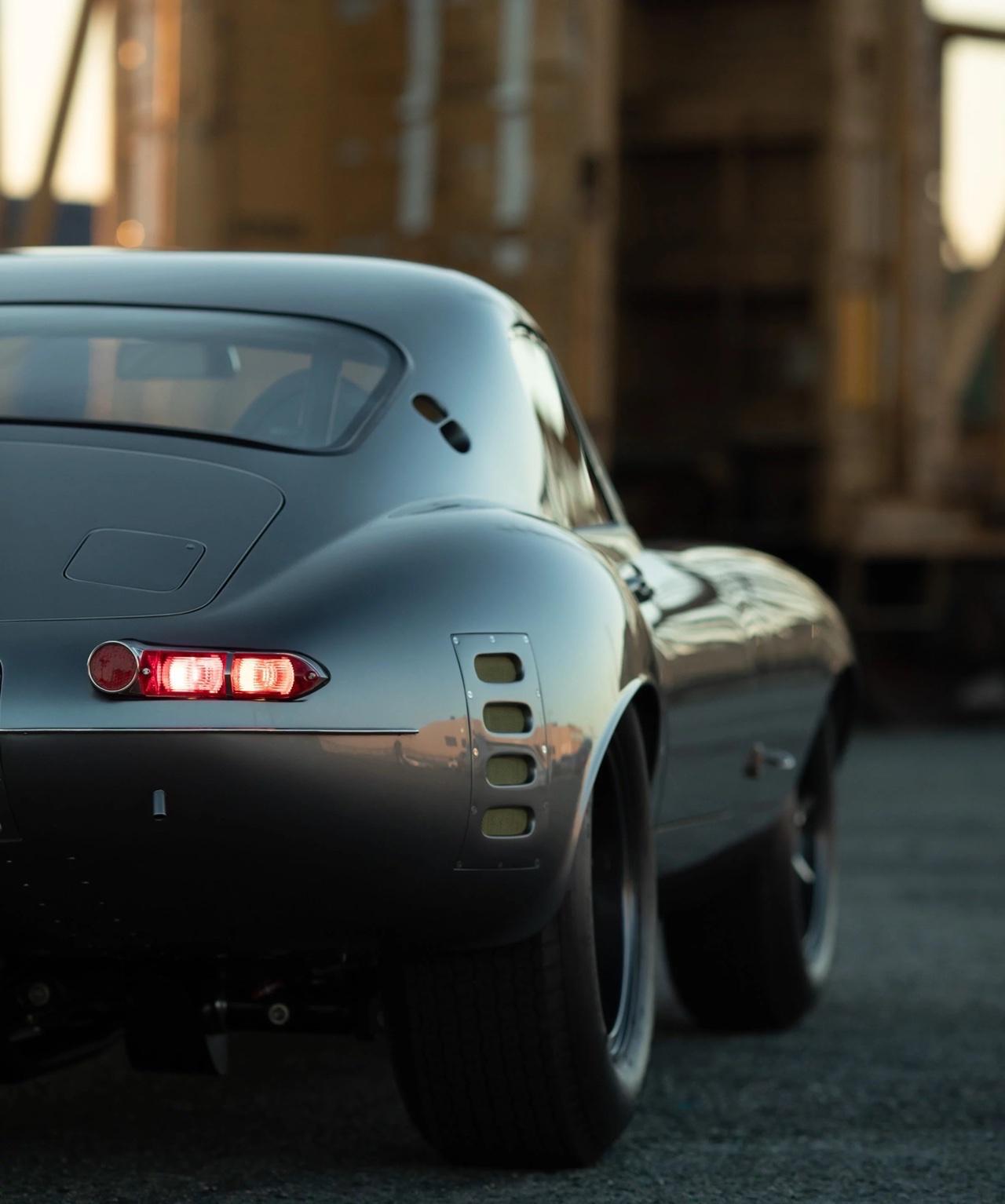 Jaguar Type E Low Drag - Une Lightweight pas comme les autres ! 2