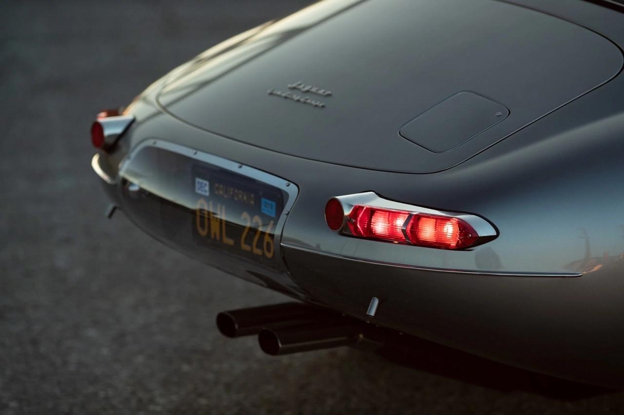 Jaguar Type E Low Drag - Une Lightweight pas comme les autres ! 10