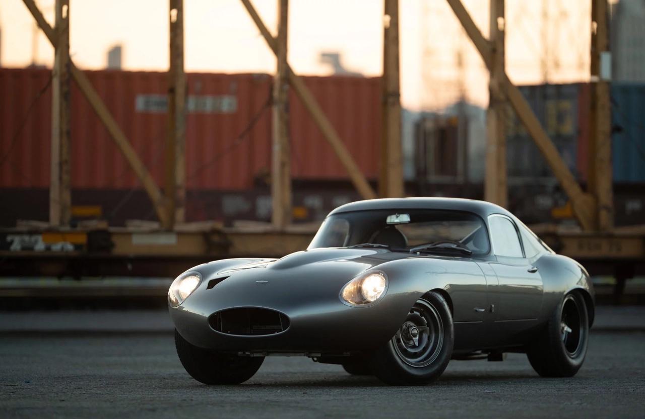 Jaguar Type E Low Drag - Une Lightweight pas comme les autres ! 7