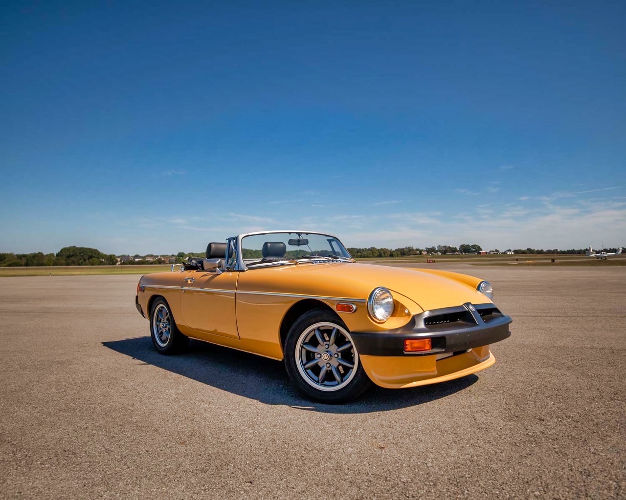 '77 MGB V8... En mode Muscle car ! 3