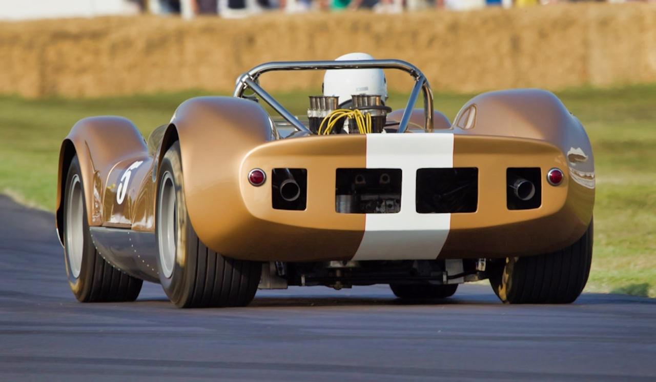 McLaren M1A & M1B - Parce qu'il faut un début à tout ! 5