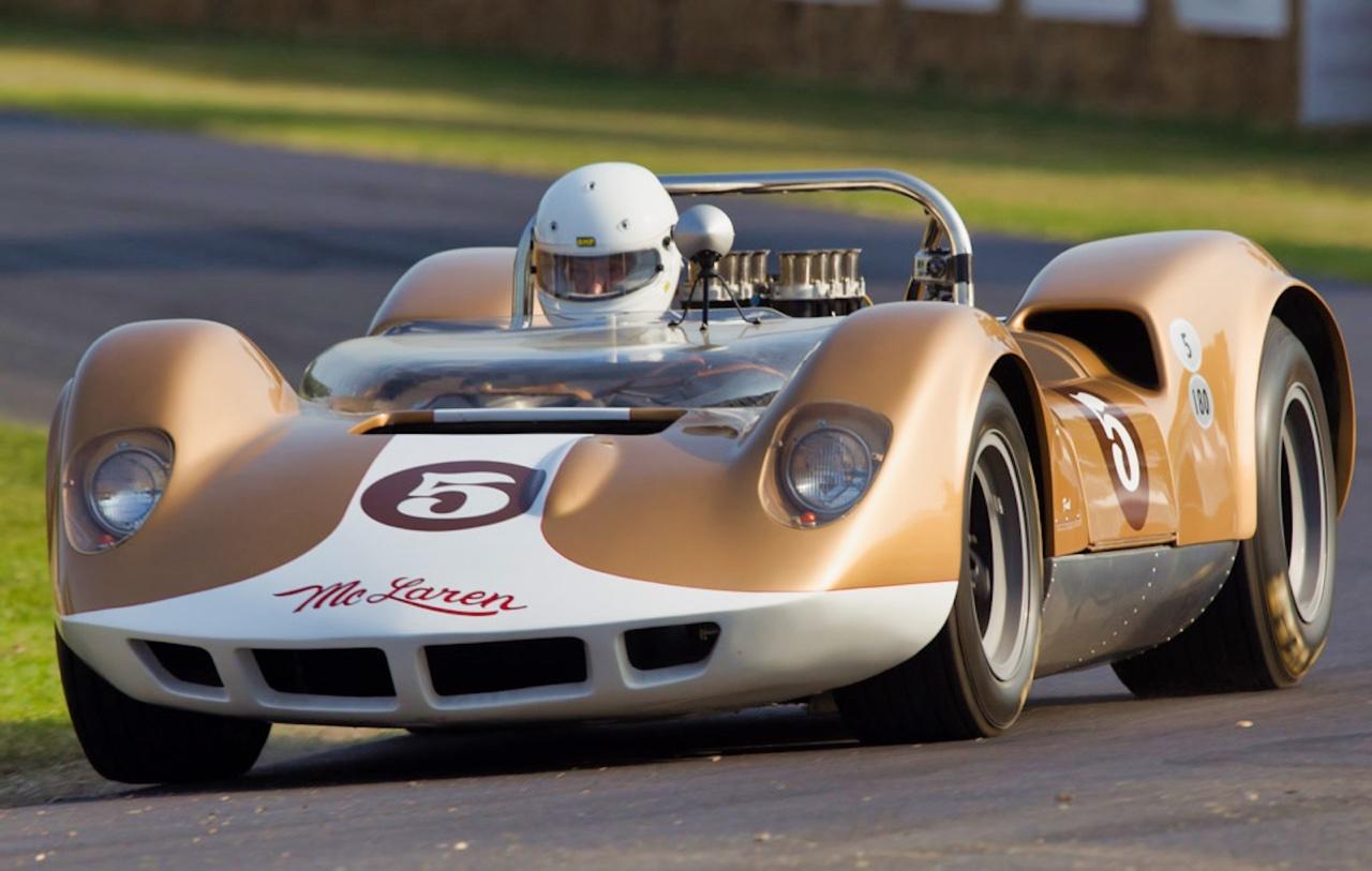 McLaren M1A & M1B - Parce qu'il faut un début à tout ! 3