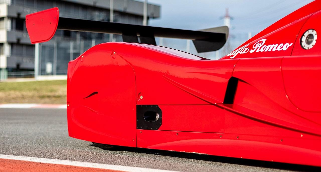 Alfa Romeo SE048SP Groupe C Proto - Al... Quoi ? 1
