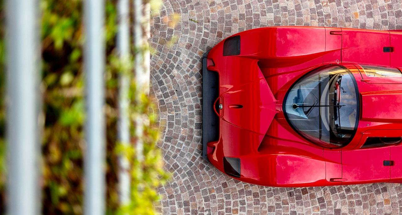 Alfa Romeo SE048SP Groupe C Proto - Al... Quoi ? 15