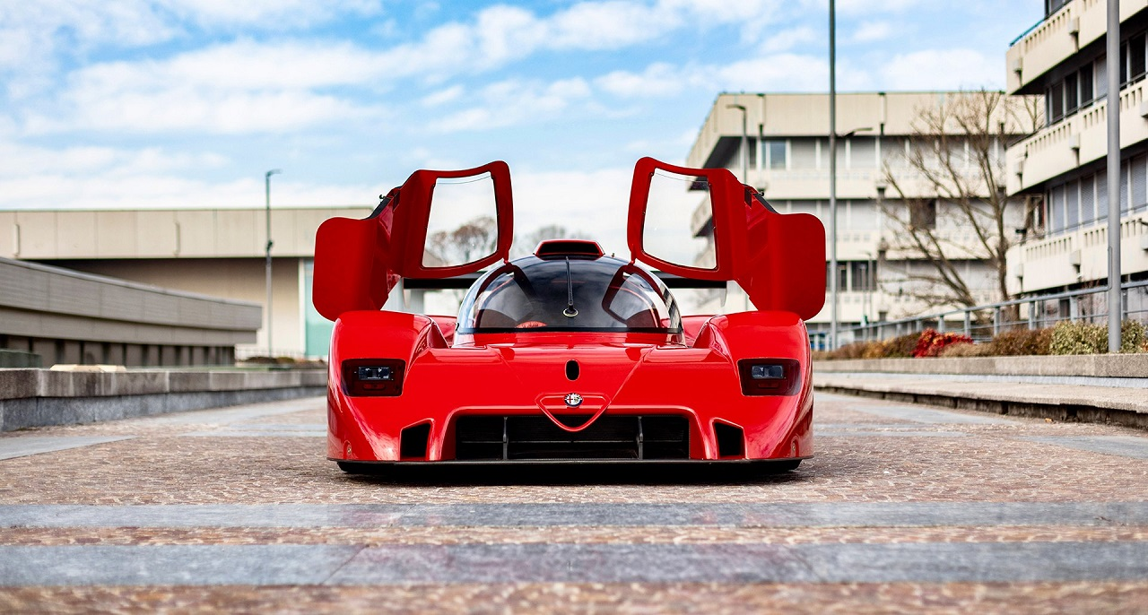 Alfa Romeo SE048SP Groupe C Proto - Al... Quoi ? 17