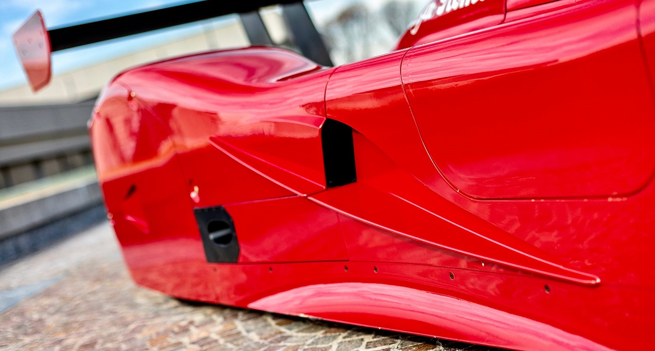 Alfa Romeo SE048SP Groupe C Proto - Al... Quoi ? 12