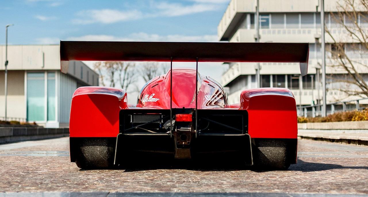 Alfa Romeo SE048SP Groupe C Proto - Al... Quoi ? 11