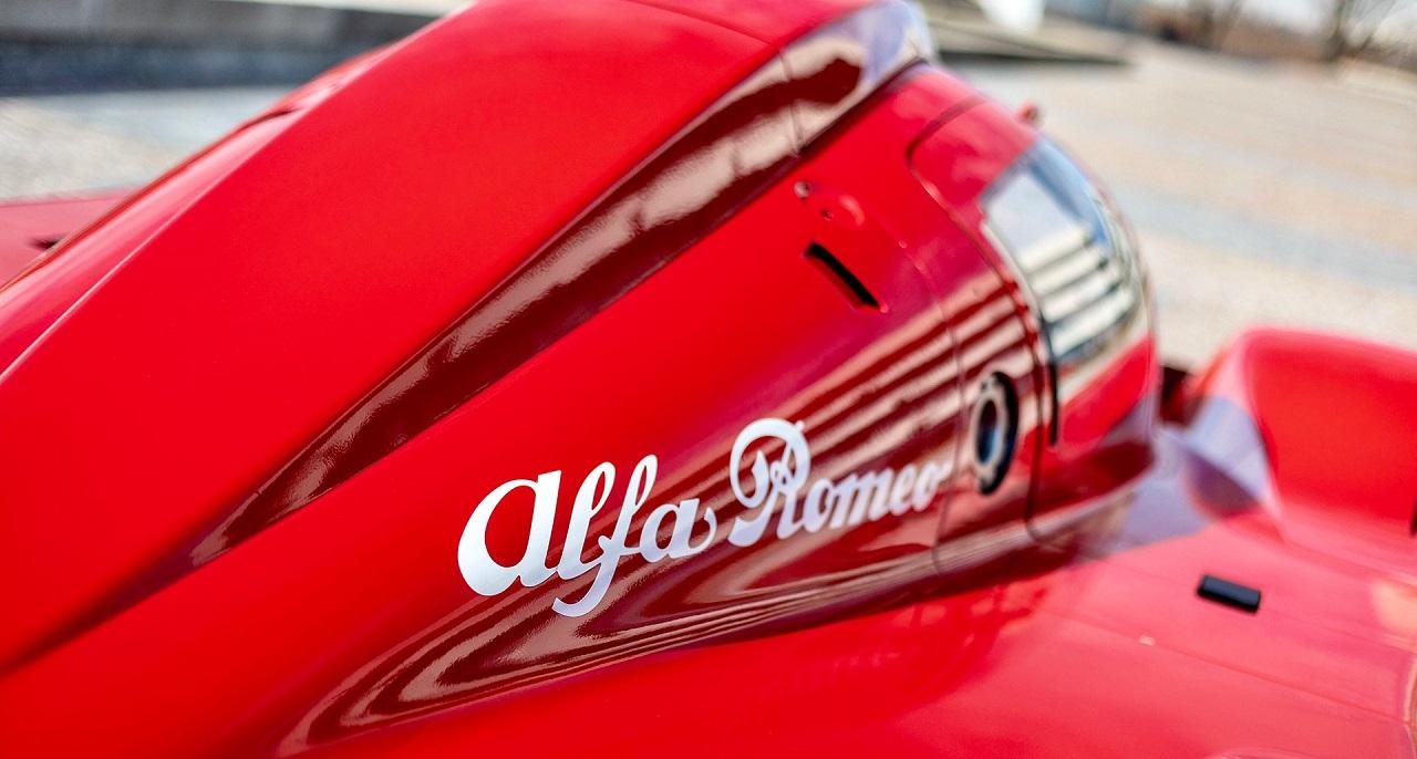 Alfa Romeo SE048SP Groupe C Proto - Al... Quoi ? 21