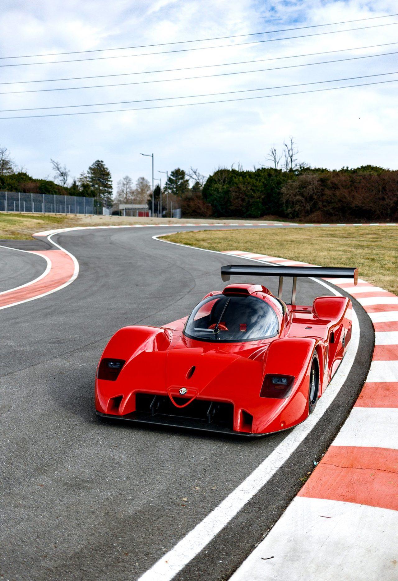 Alfa Romeo SE048SP Groupe C Proto - Al... Quoi ? 22