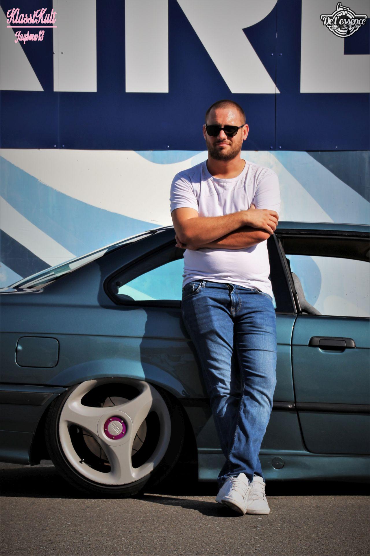 La BMW 318is E36 posée de Cyril - Back to the basics ! 18
