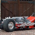 "2007 Showboat Slingshot Dragster - Comme le ""H"" de Hawaii... 26"