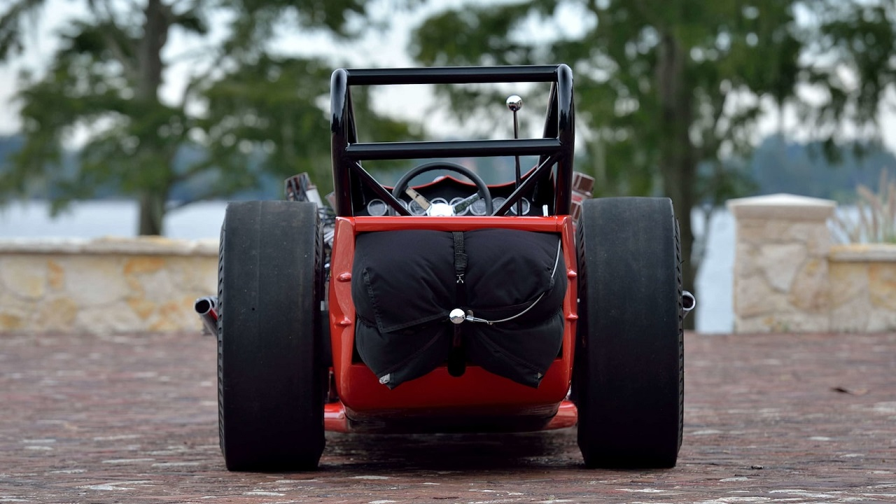 "2007 Showboat Slingshot Dragster - Comme le ""H"" de Hawaii... 33"