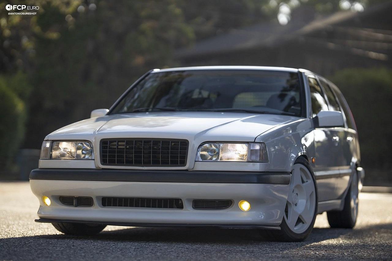 Volvo 850 R - Plus blanc que blanc ! 1