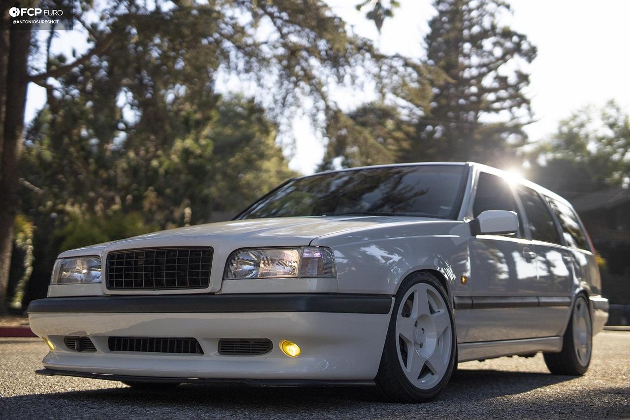 Volvo 850 R - Plus blanc que blanc ! 3