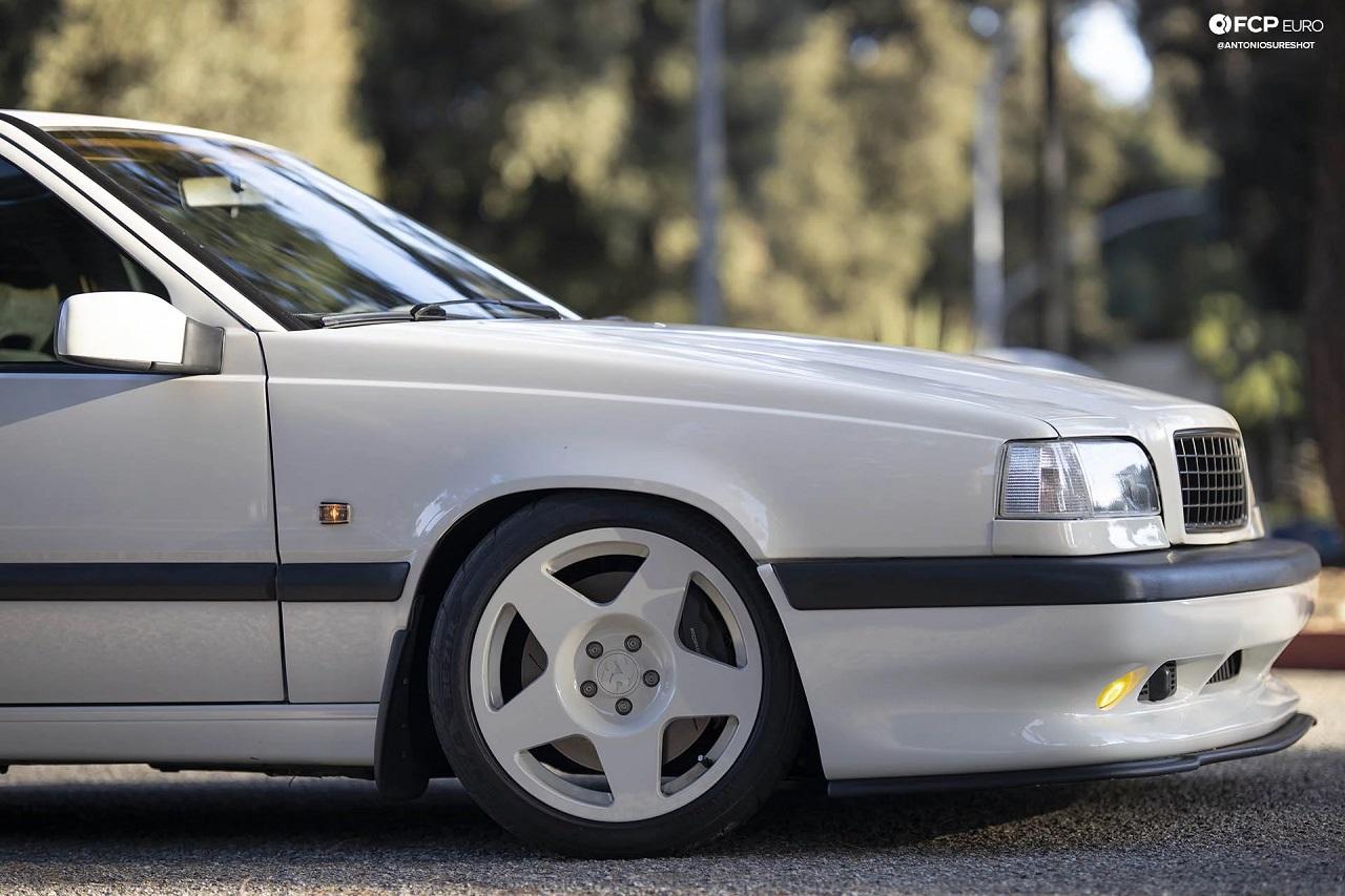 Volvo 850 R - Plus blanc que blanc ! 17