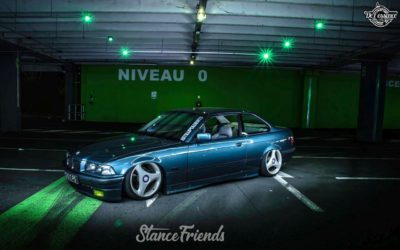La BMW 318is E36 posée de Cyril – Back to the basics !