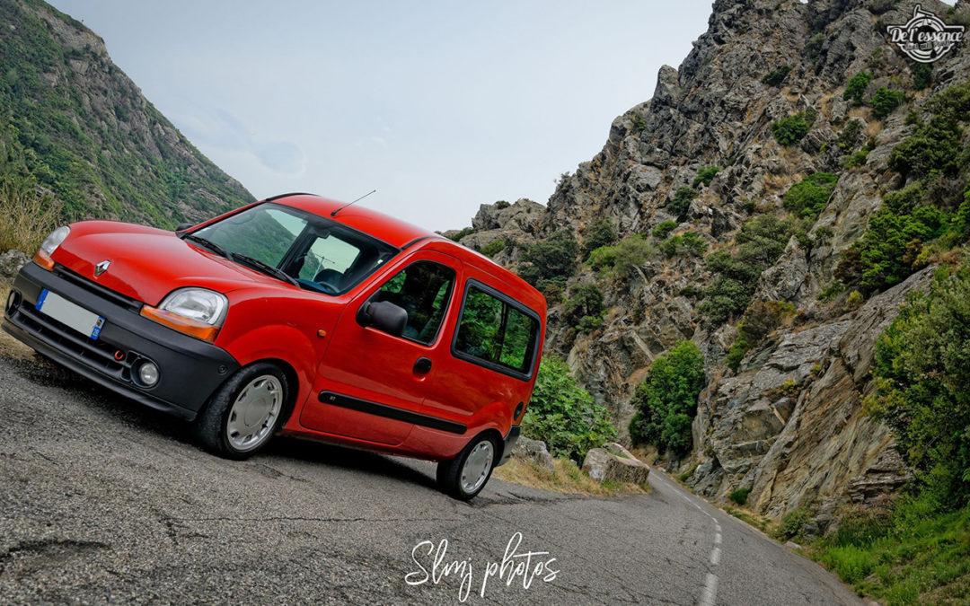 Le Renault Kangoo RS de Loris – Vous avez dit RS ?!