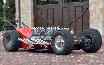 2007 Showboat Slingshot Dragster – Comme le « H » de Hawaii…
