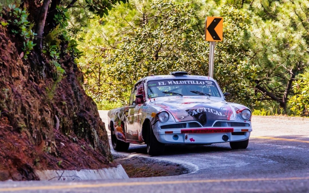 Carrera Panamericana – A travers le temps !