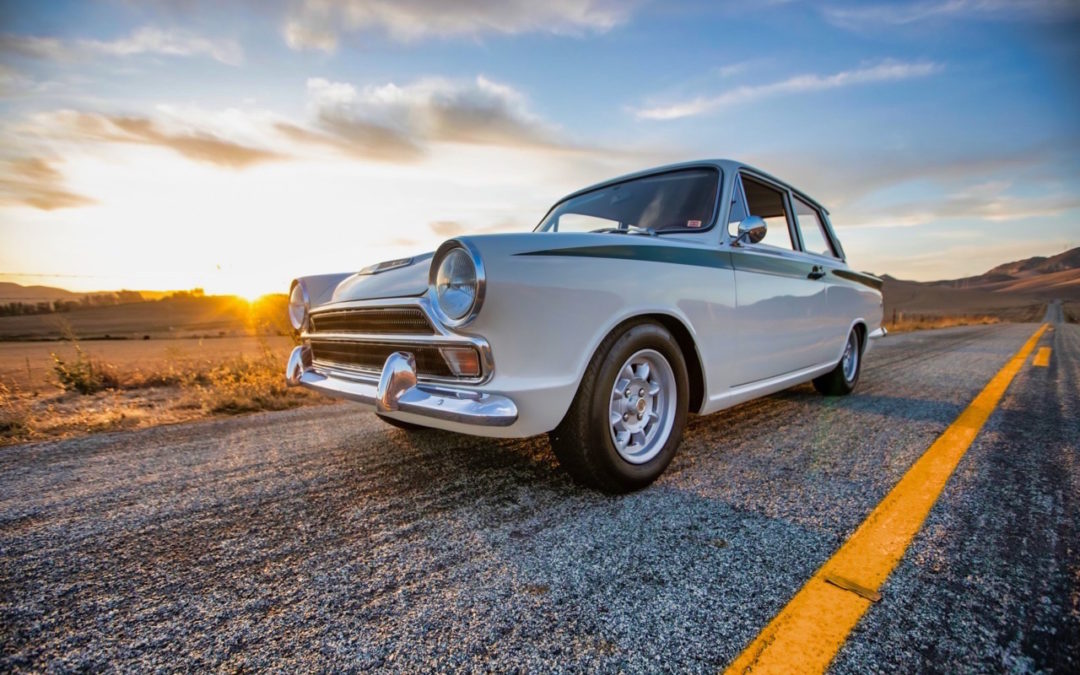 Ford Cortina Lotus Mk1 – Machine à gagner…