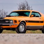 '70 Ford Mustang Mach 1 Twister Special... Pour le pays des tornades !
