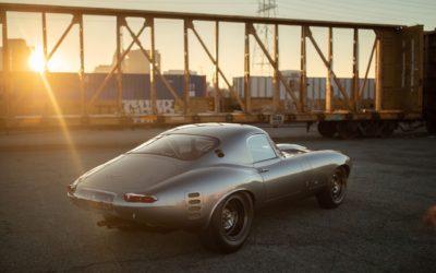 Jaguar Type E Low Drag – Une Lightweight pas comme les autres !