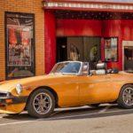 '77 MGB V8... En mode Muscle car !