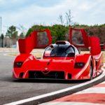 Alfa Romeo SE048SP Groupe C Proto - Al... Quoi ?
