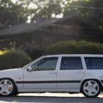 Volvo 850 R - Plus blanc que blanc !