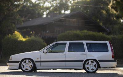 Volvo 850 R – Plus blanc que blanc !