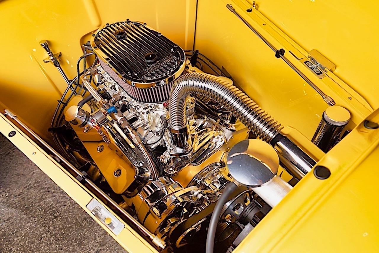 Ford 32 Hiboy... Oh ! Nom de Deuce ! 8