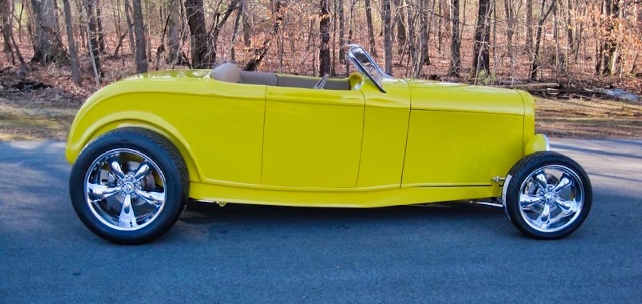 Ford 32 Hiboy... Oh ! Nom de Deuce ! 5