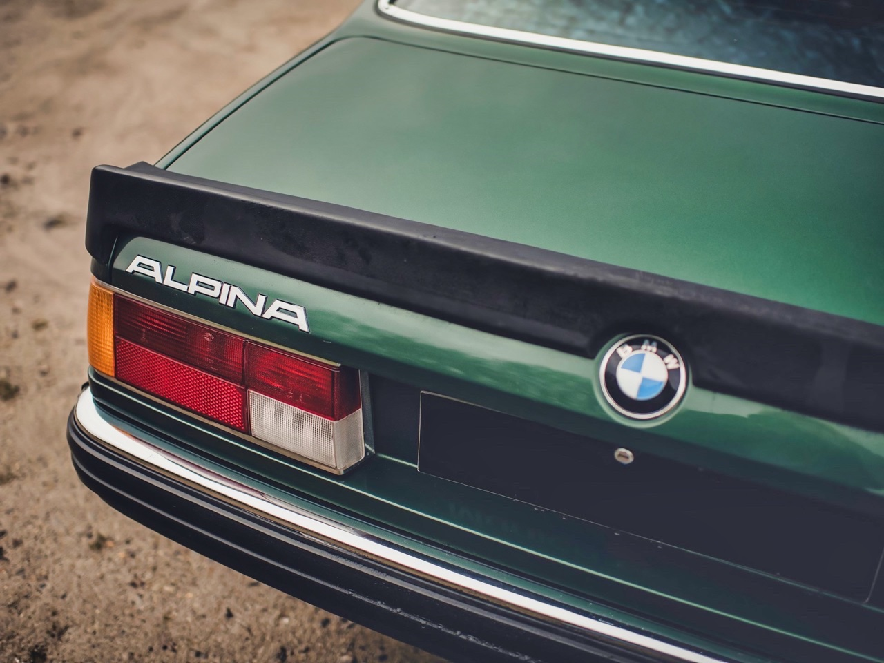 Alpina B7S Turbo... 9