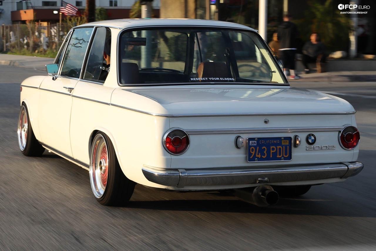 '72 BMW 2002 : M20 + Turbo = 400 ch ! 2