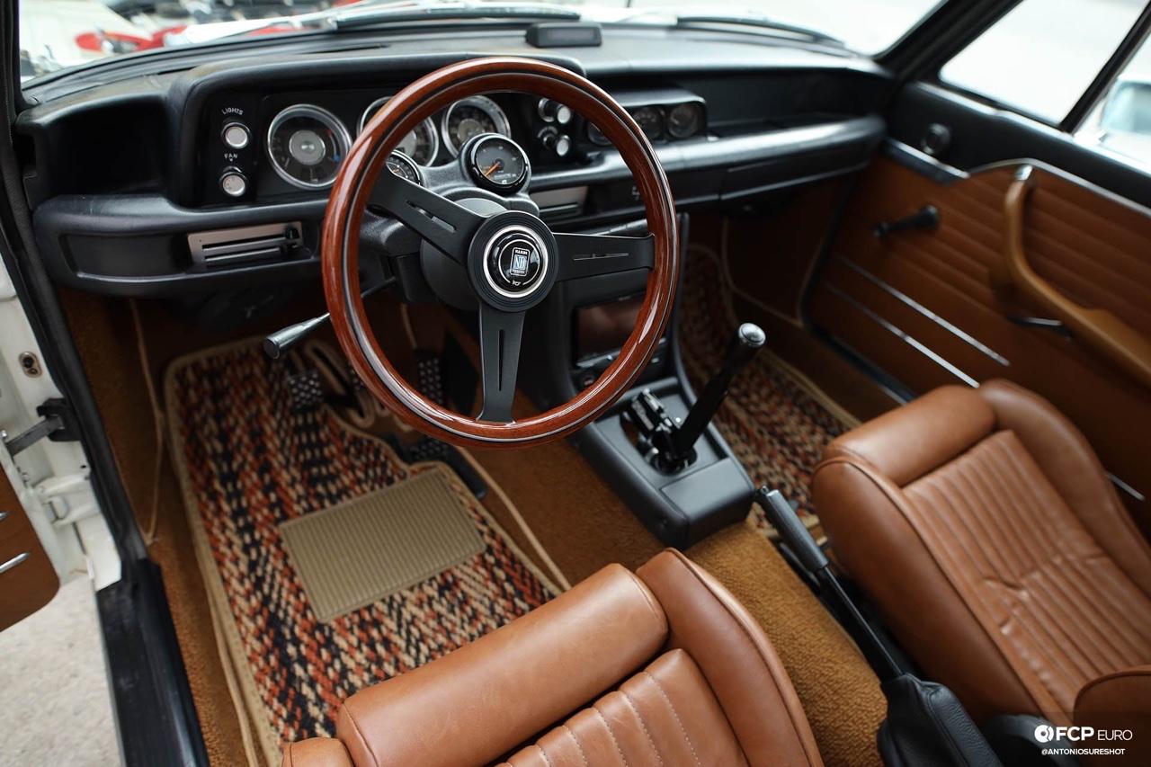 '72 BMW 2002 : M20 + Turbo = 400 ch ! 11
